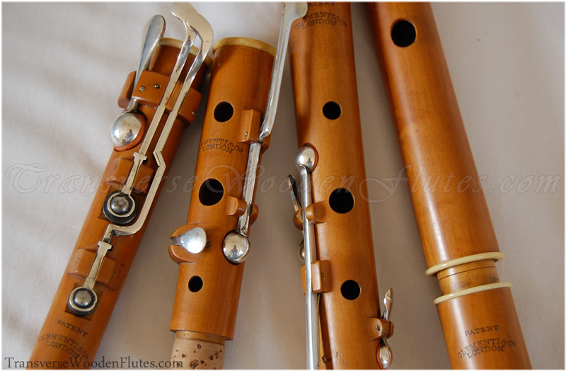 TransverseWoodenFlutes.com.Clementi.4