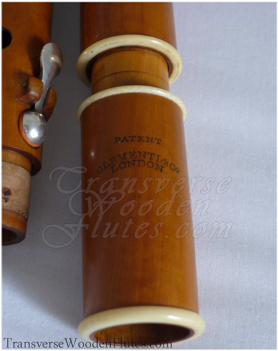 TransverseWoodenFlutes.com.Clementi.7