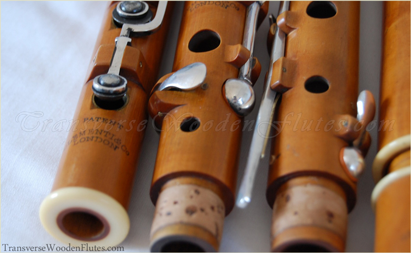 TransverseWoodenFlutes.com.Clementi.8